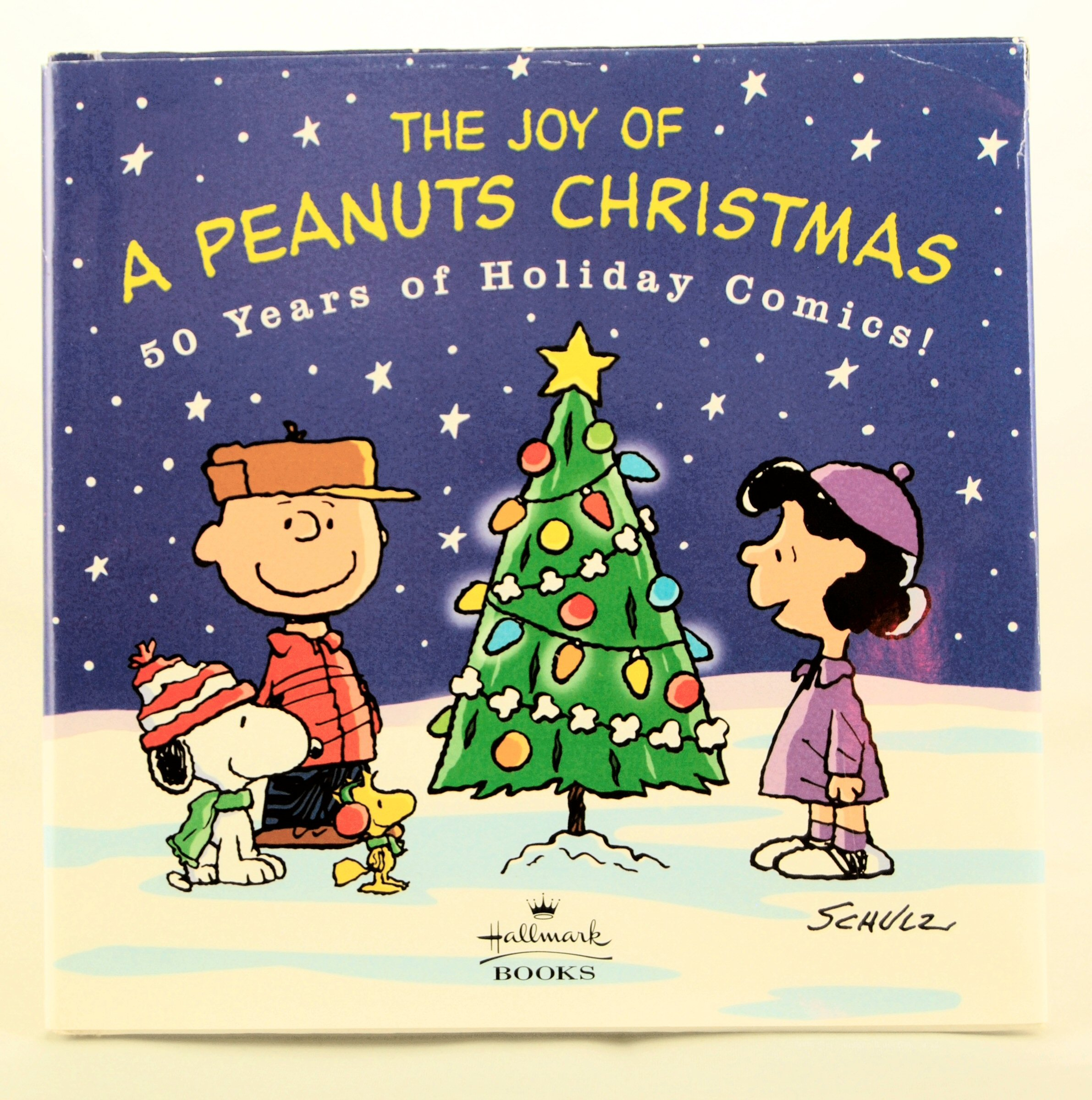the joy of a peanuts christmas 50 years of holiday comics charles m schulz 0150126285628 amazoncom books - Peanuts Christmas
