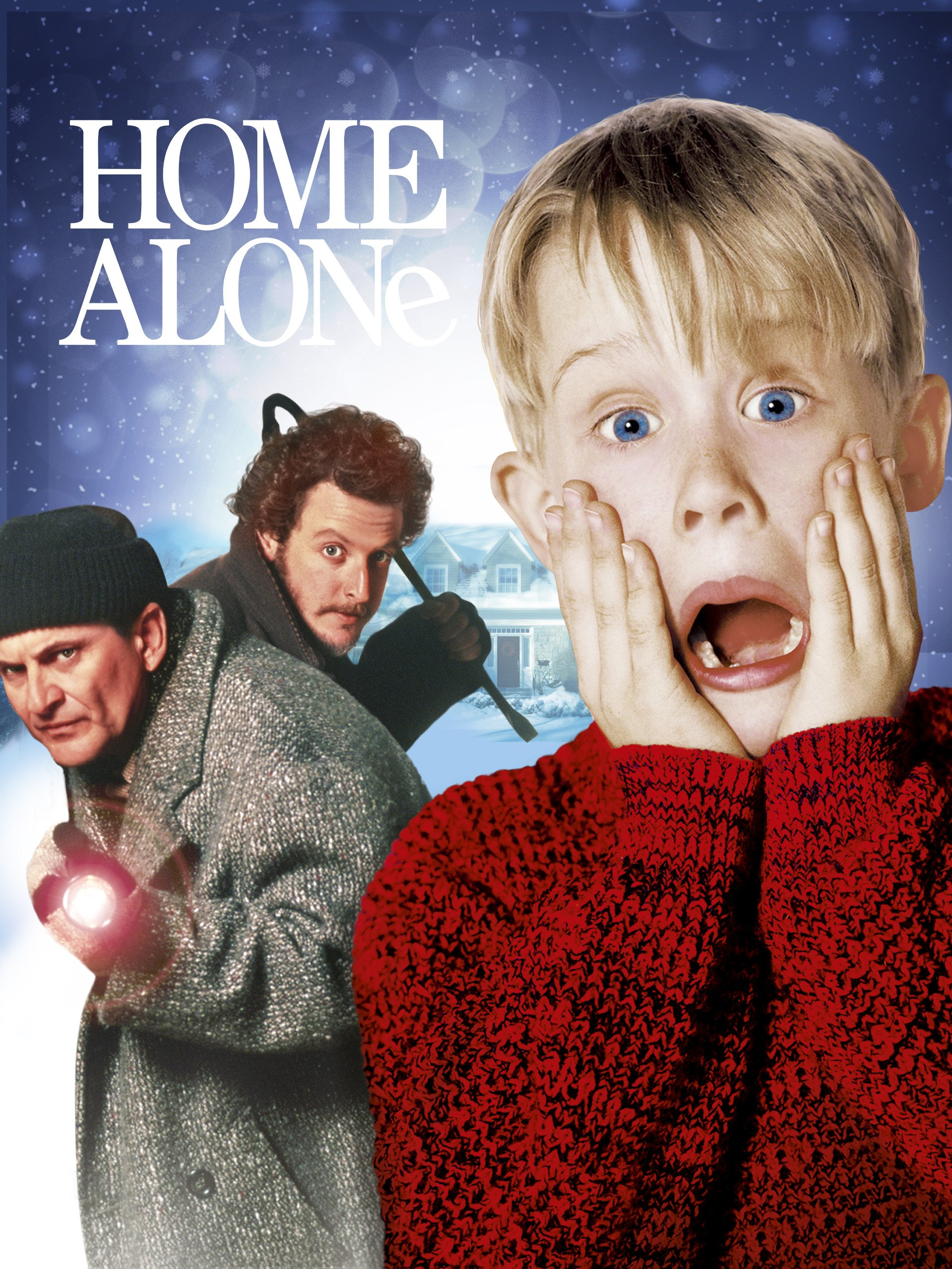 Home alone pictures movie reel.