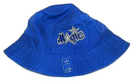 Amazon.com   NBA Hardwood Classics Orlando Magic Bucket Hat S M by ... d8b6331381a