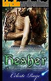 Hesher: Talonian Warriors (A Sci-fi Alien Weredragon Romance)