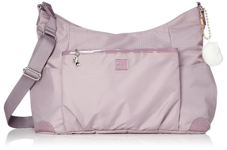 [カナナプロジェクト コレクション] ショルダーバッグ VYG エールII 55335 B079NCFVBD  ピンク
