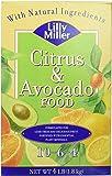 Lilly Miller Citrus & Avocado Food 10-6-4 4lb