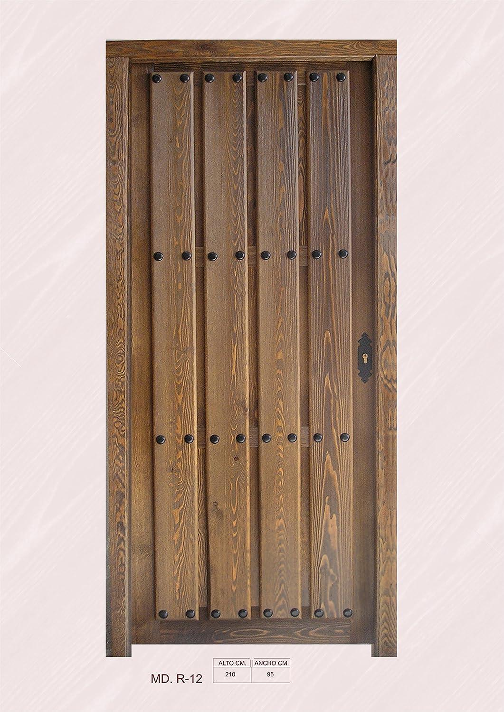 Puerta exterior R-12