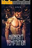 Midnight Temptation: (Midnight Pack Wolf Shifter Romance - Book 2)