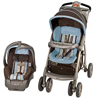 Evenflo Aura Select Travel System Georgia Stripe Discontinued By Manufacturer