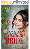 Holiday Bride: A Sweet Regency Romance (Brides of Somerset Book 5)
