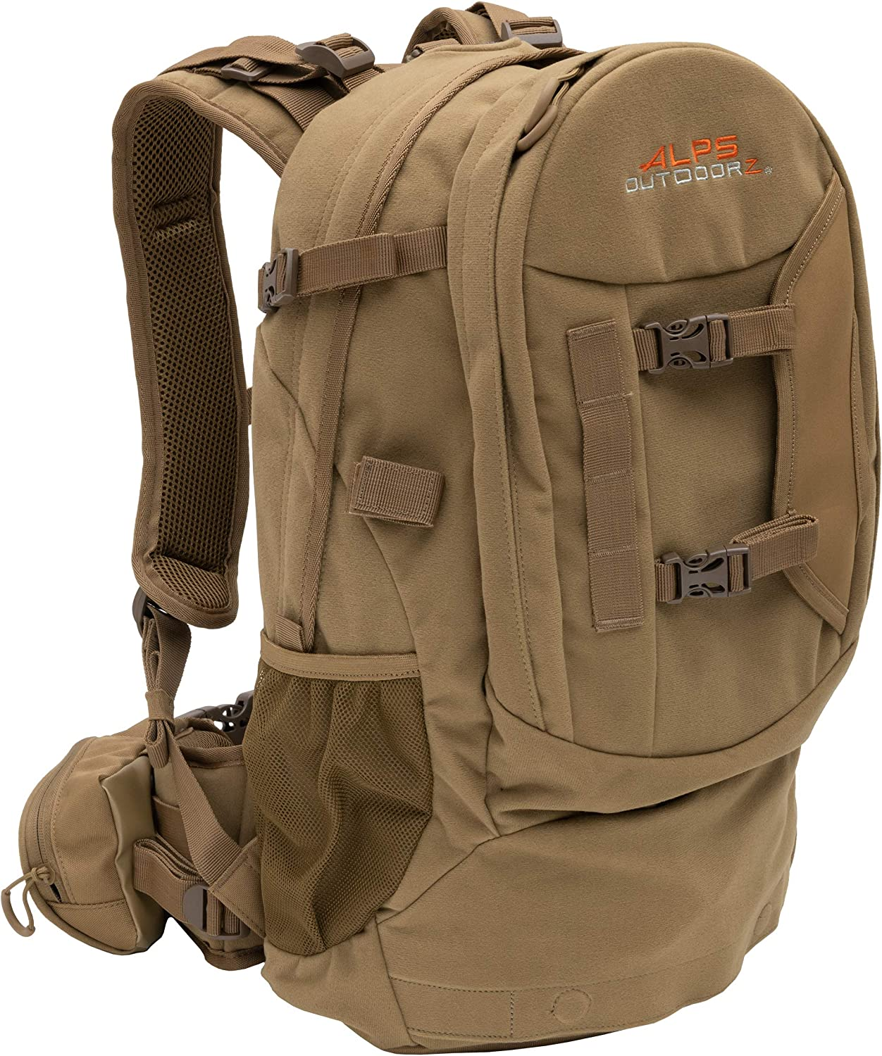 hunting backpack with rifle holder