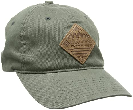 0a13bfa282735f Columbia Men's Rugged Outdoor Hat, Cypress/Diamond Patch, Small/Medium