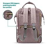 Zuzuro Diaper Mommy Bag - Waterproof Backpack