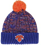 best authentic b7d2a 3546f OTS NBA Adult Women s NBA Women s Brilyn Cuff Knit Cap with Pom