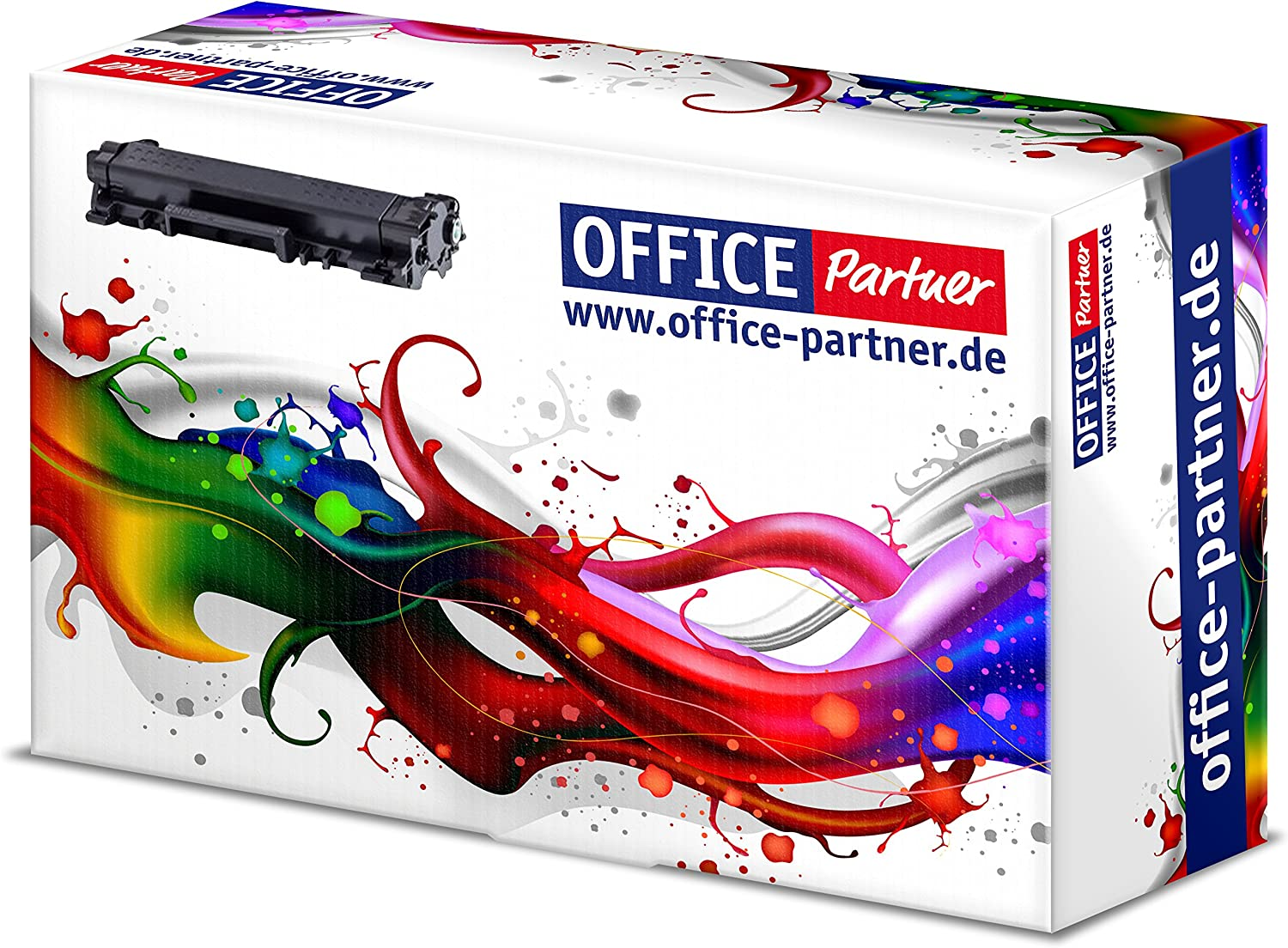 OFFICE-Partner Premium Tóner y Cartucho láser TN2420 Compatible ...