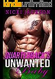 Quarterback's Unwanted Baby (BWWM Interracial Romance)