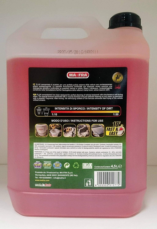 Ma Fra 1175670 Shampoo Auto Flux 4 5 Liter Auto