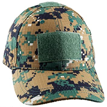Pickin Tactical Caps for Men Military Style Camouflage Operator Hats  Hunting Army Hat Baseball Cap 5645cdf28ce