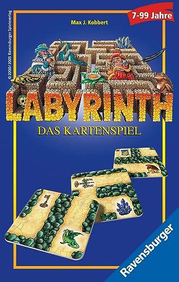 ravensburger labyrinth das kartenspiel spielanleitung