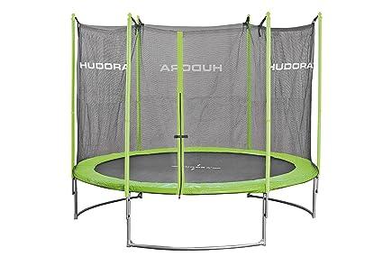 Hudora Family Trampolin 480V - Trampolines para Ejercicio: Amazon ...