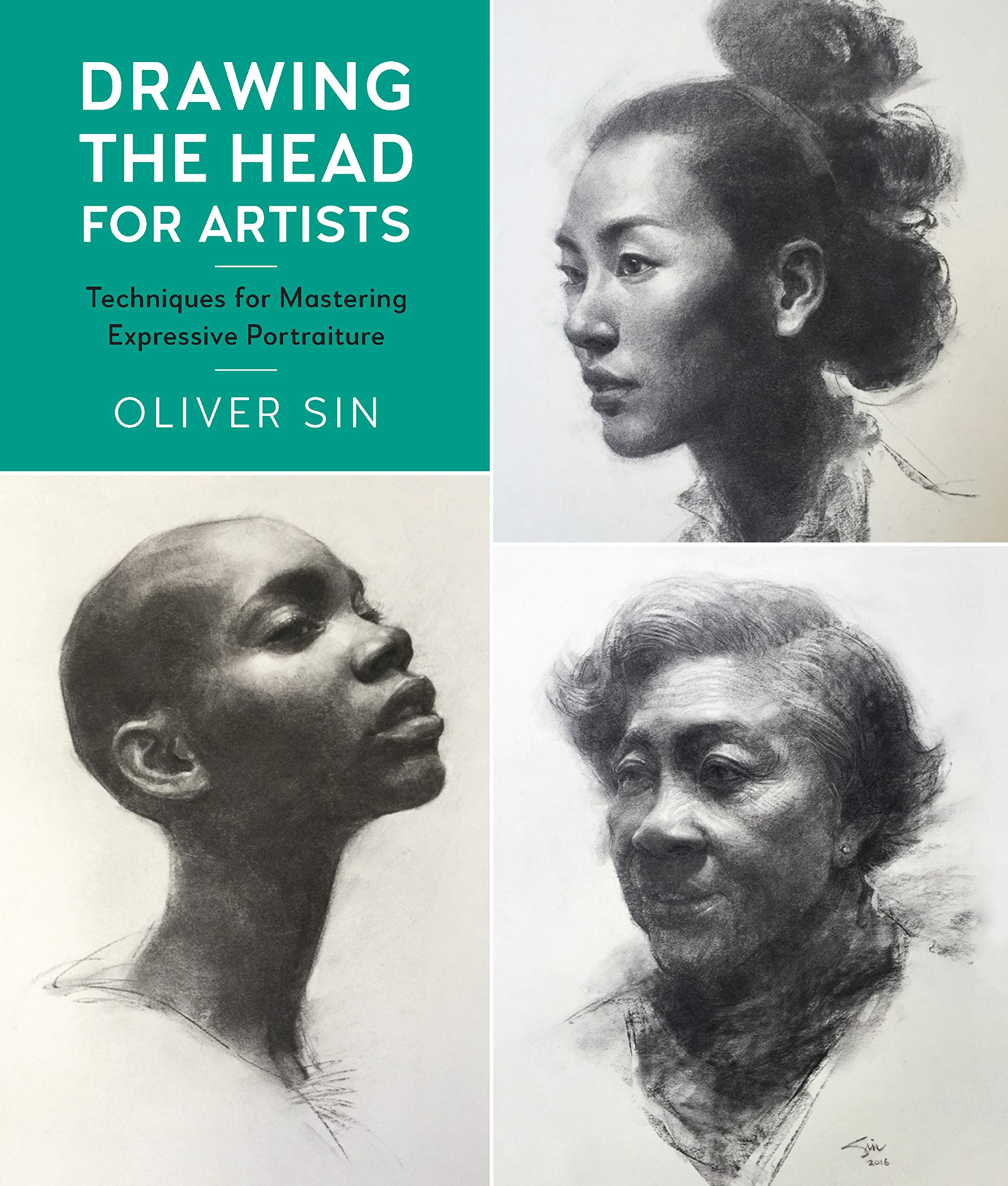 Drawing the head for artists techniques for mastering expressive