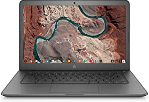 HP 4BS38UA HP Chromebook 14 IPS HD (1366x768) Intel Celeron N3350 4GB RAM, 32GB eMMC Hard Drive, Bluetooth, HDMI, Model 14-ca023nr