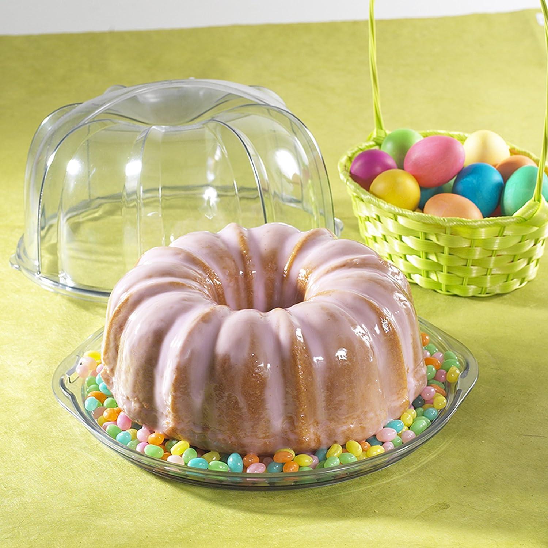 Nordic Ware Deluxe Bundt Cake Keeper (Japan Import)