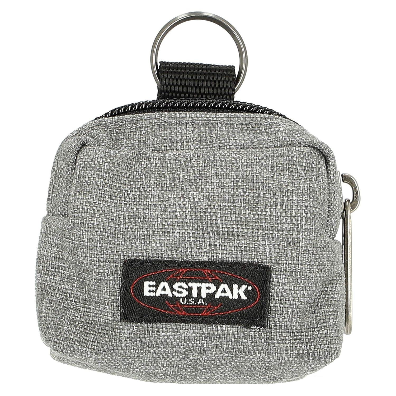 Eastpak Stalker EK337363 Bolsillo de cremallera gris llavero extra/íble