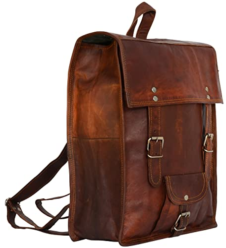 rucksack leder