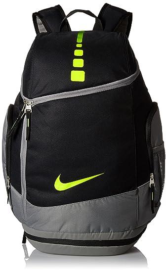 green nike elite backpack