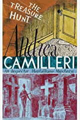 The Treasure Hunt (The Inspector Montalbano Mysteries Book 16) Kindle Edition