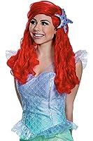 Adult Ariel Wig Little Mermaid 98456