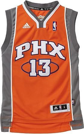 Steve Nash # 13 Phoenix Suns Swingman Basketball Jersey Stitched Blue