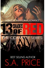 13 Shades of Red series Bundle: Metalcore PNR Rock Romance Kindle Edition