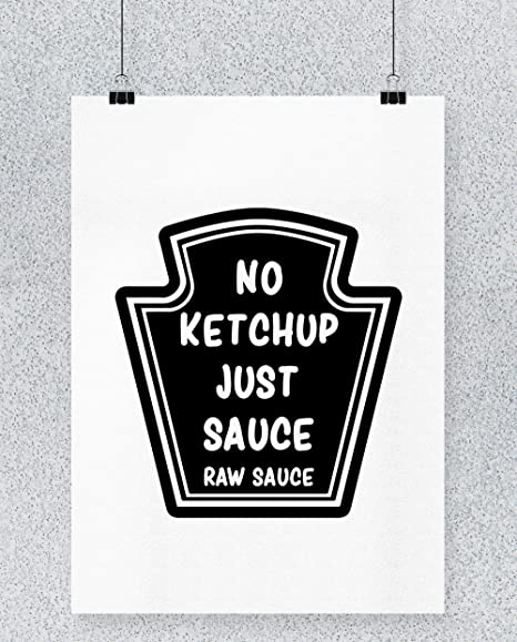 Compra Hippowarehouse No Ketchup Just Sauce Raw Sauce Cartel ...