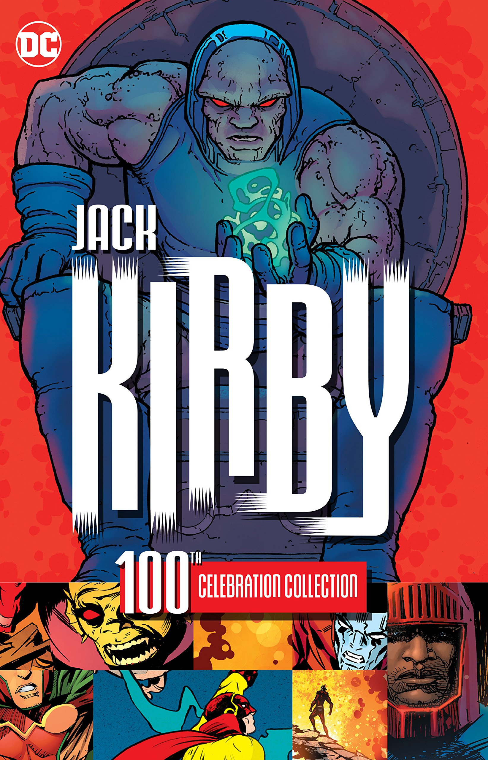 Jack Kirby 100th Celebration Collection pdf epub