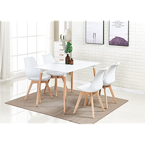 Tables N Chairs: Retro Dining Table And Chairs: Amazon.co.uk