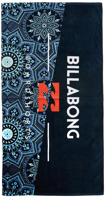 BILLABONG Toalla Slash para Hombres, Hombre, Toalla, Slash, Azul Marino, U: Amazon.es: Deportes y aire libre