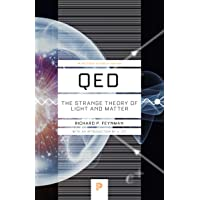 QED: The Strange Theory of Light and Matter (Princeton Science Library, 90)