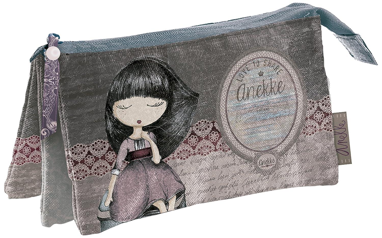 Anekke Faith - Portatodo triple, 225 x 115 x 20 mm