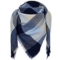 XXL Sciarpa Karo Sciarpa a quadri Top qualità coperta sciarpa invernale sciarpa 150cm x 150cm