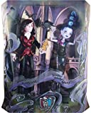 Monster High Kieran Valentine & Djinni Whisp Grant SDCC 2015 Exclusive 2 Pack