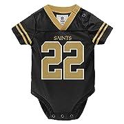 Mark Ingram New Orleans Saints #22 Black Infants Player Creeper Jersey (18 Months)