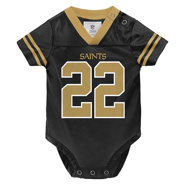 Amazon.com  Mark Ingram New Orleans Saints  22 Black Infants Player Creeper  Jersey (18 Months)  Clothing 03cc001d6