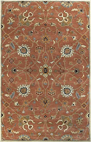 Surya Caesar CAE-1119 Hand Tufted Wool Classic Area Rug, 10-Feet by 14-Feet