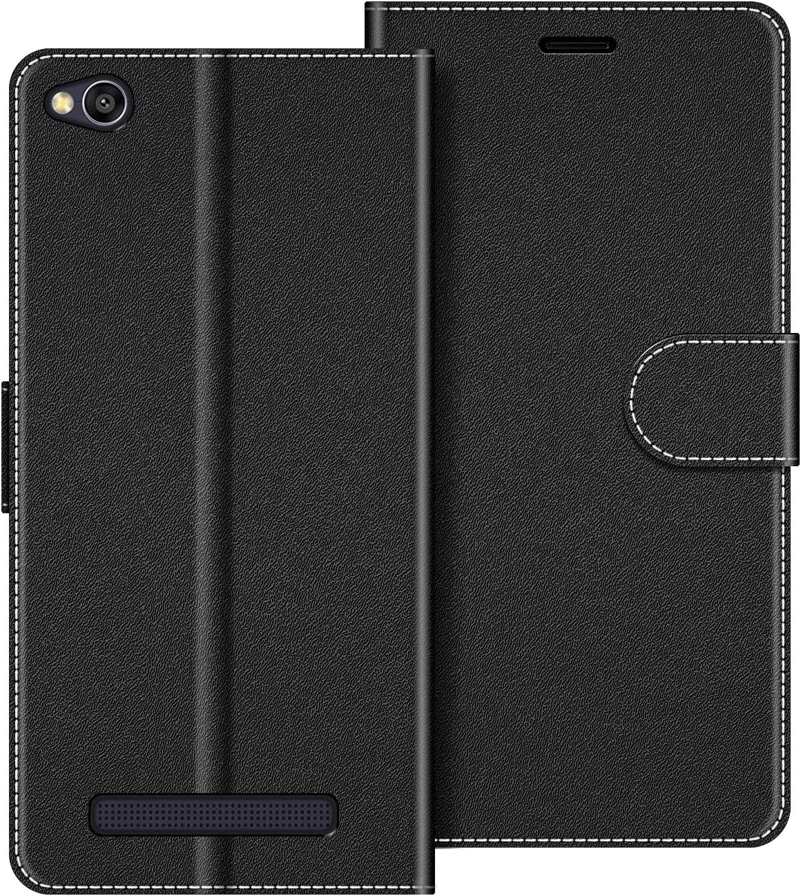 COODIO Funda Xiaomi Redmi 4A con Tapa, Funda Movil Xiaomi Redmi 4A ...