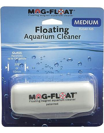 Sealed Mag-float 125 Medium Aquarium Magnet Cleaner glass