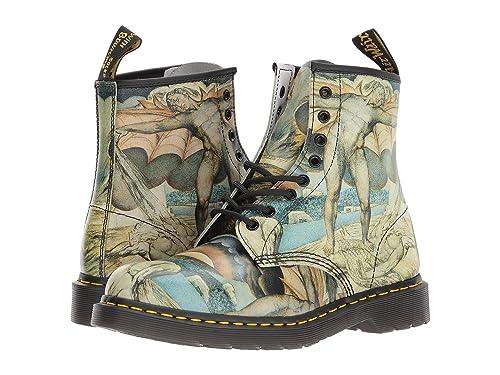 Dr. Martens Hombres William Blake Multi Backhand 1460 Botas-UK 10: Amazon.es: Zapatos y complementos