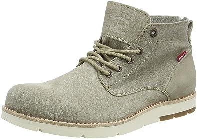 Levi's Jax Light Chukka, Desert Boots Hommes, Beige (Sand), 44 EU