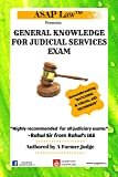 ASAP Law Presents General Knowledge for Judicial Services Exam