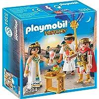Playmobil Romanos y Egipcios - César y Cleopatra