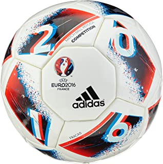 adidas Euro16 Comp, Pallone da Calcio Uomo