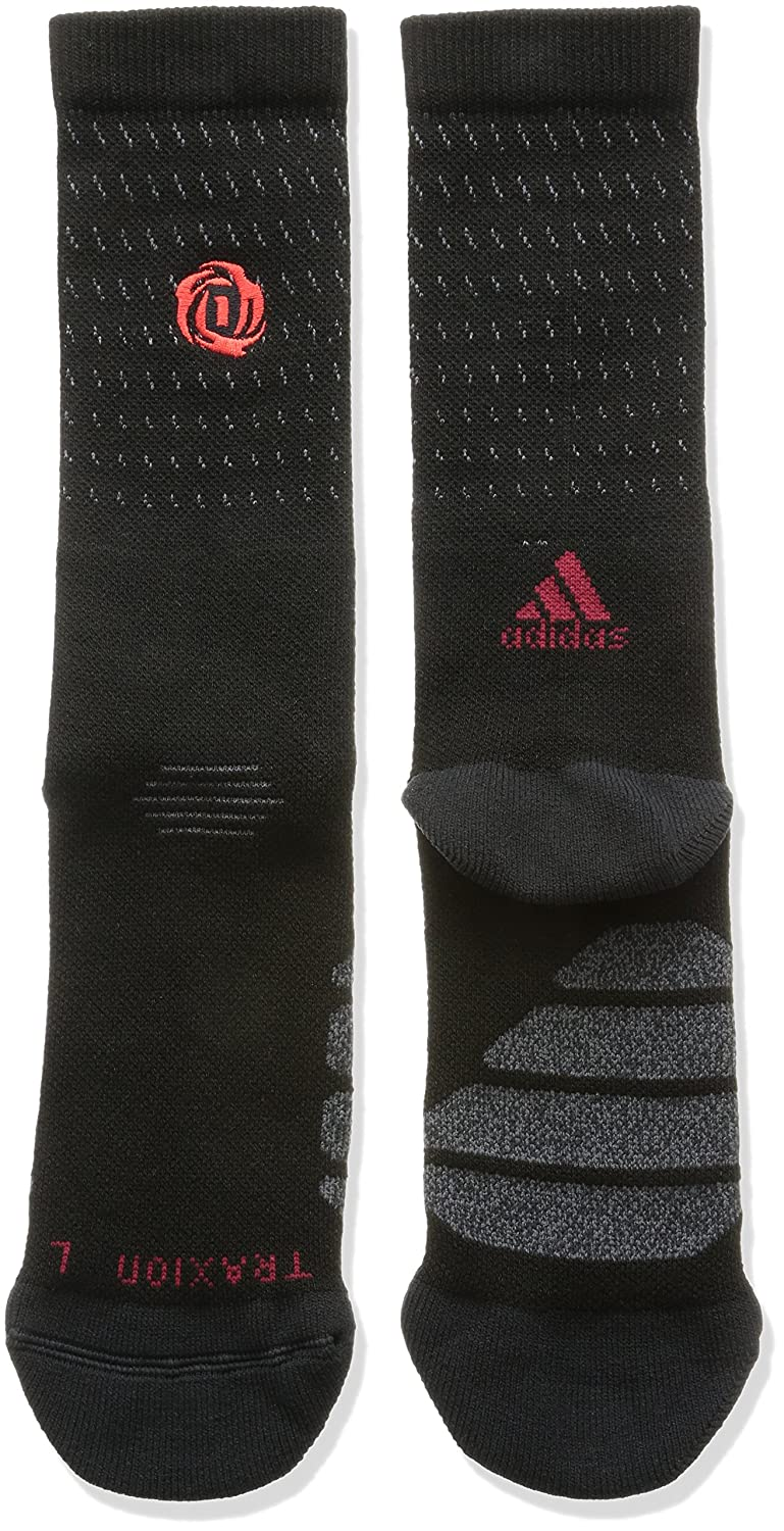 adidas D Rose GR Crew Chaussettes Homme: : Sports