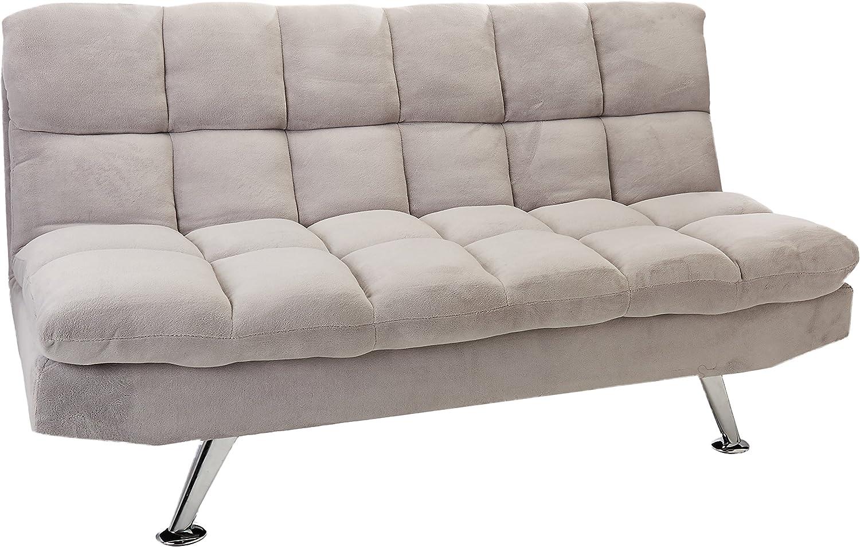 Coaster Home Furnishings Sofa Bed Dark Grey